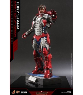 IRON MAN MARK V SUIT UP VER.