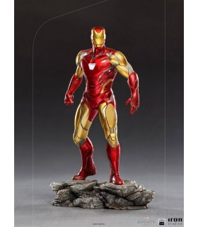 IRON MAN ULTIMATE BDS ART SCALE