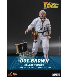 DOC BROWN BACK TO THE FUTURE DELUXE VERSION