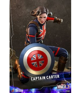CAPTAIN CARTER MARVEL WHAT IF...?